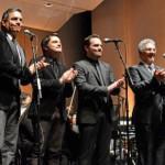 Daniel Sarcos, Luigi & Santiago Castillo & Ilan Chester
