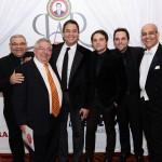 Marcos Salas, Victor Hugo Marquez, Daniel Sarcos, Luigi and Santiago Castillo and Glenn Garrido