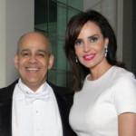 Carmen Maria Montiel & maestro Garrido  May12, 2013